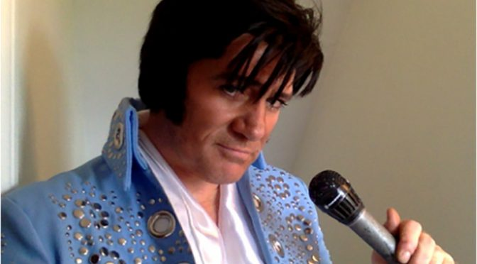 Elvis Tribute with Dean Craig