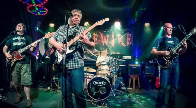 Firewire live at The Dusty Miller
