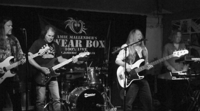 Swear Box live at The Dusty Miller
