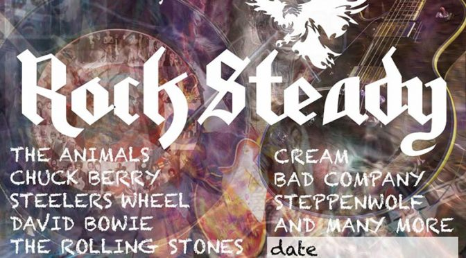 Rock Steady live at The Dusty Miller